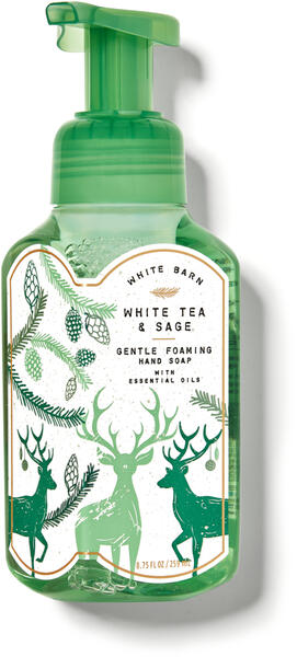 White Tea & Sage Gentle Foaming Hand Soap