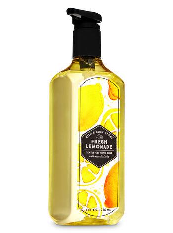 Fresh Lemonade Gentle Gel Hand Soap - Bath And Body Works