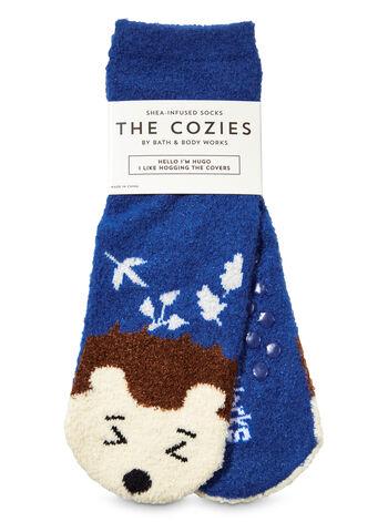 Hugo the Hedgehog Shea-Infused Socks - Bath And Body Works