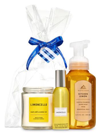 Lemon Sampler Gift Kit - Bath And Body Works