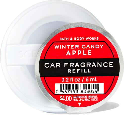 Winter Candy Apple Car Fragrance Refill