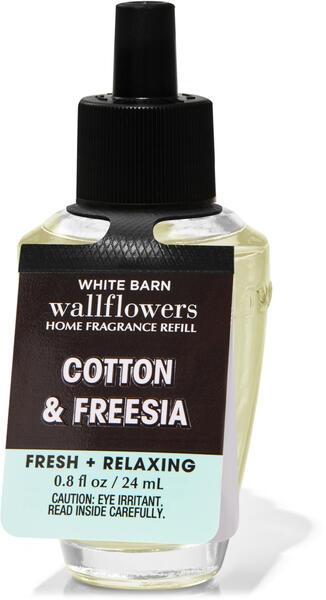 Cotton & Freesia Wallflowers Fragrance Refill