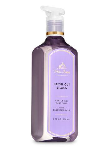 White Barn Fresh Cut Lilacs Gentle Gel Hand Soap - Bath And Body Works