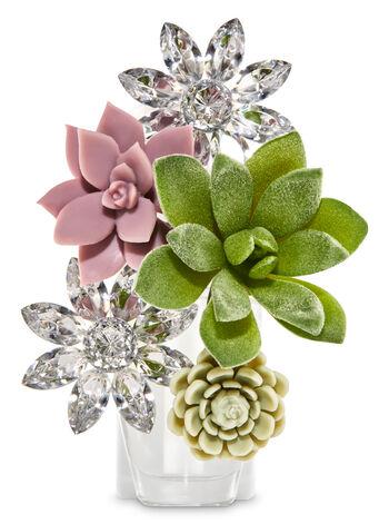 Succulents & Gems Wallflowers Fragrance Plug - Bath And Body Works