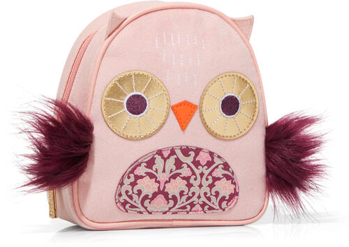 Owl Cosmetic Bag