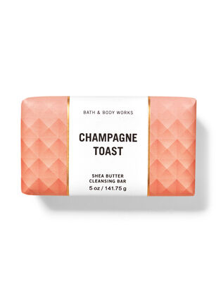 Champagne Toast Shea Butter Cleansing Bar