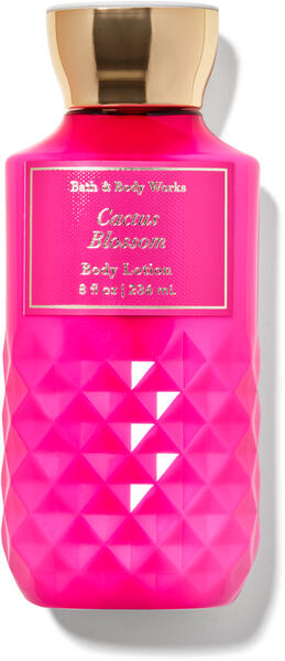 Cactus Blossom Super Smooth Body Lotion