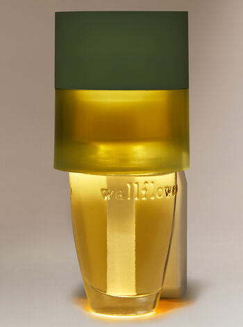 Two-Toned Green Nightlight Wallflowers Fragrance Plug