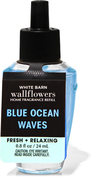 Blue Ocean Waves Wallflowers Fragrance Refill