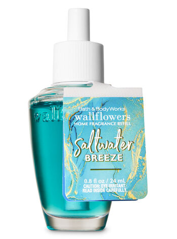 Saltwater Breeze Wallflowers Fragrance Refill - Bath And Body Works