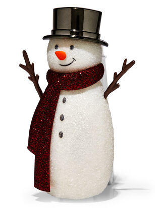Snowman Nightlight Wallflowers Fragrance Plug