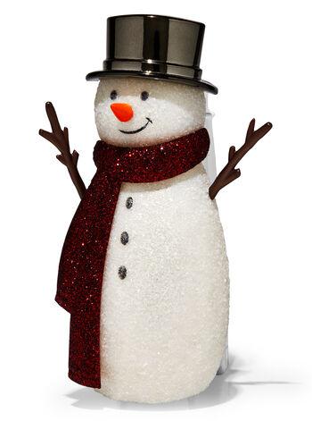 Snowman Nightlight Wallflowers Fragrance Plug