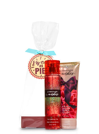 A Thousand Wishes Sweet as Pie Gift Set