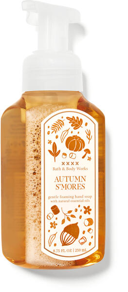 Autumn S'mores Gentle Foaming Hand Soap
