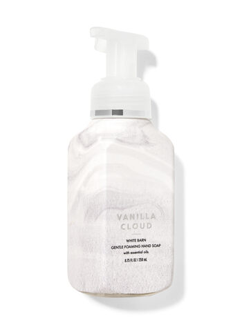 Vanilla Cloud Gentle Foaming Hand Soap