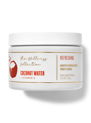 Coconut Water Gently Exfoliating Fruit Scrub