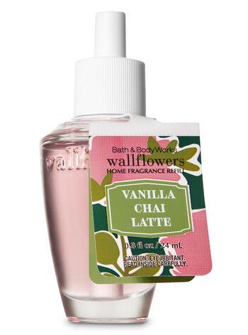 Vanilla Chai Latte Wallflowers Fragrance Refill - Bath And Body Works