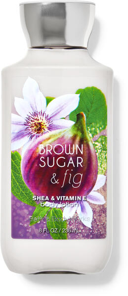Brown Sugar & Fig Body Lotion