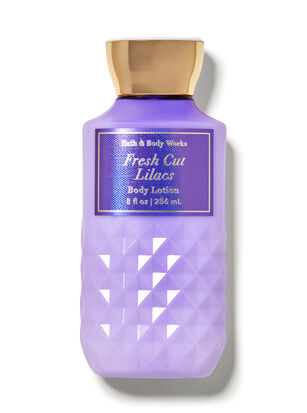 Fresh Cut Lilacs Super Smooth Body Lotion