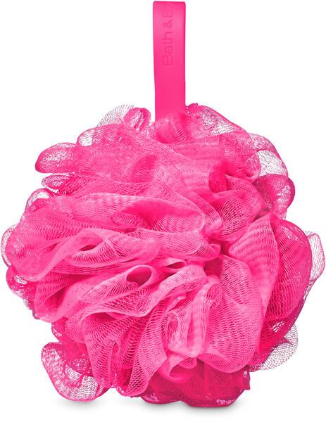 Pink Loofah