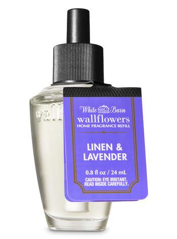 White Barn Linen & Lavender Wallflowers Fragrance Refill - Bath And Body Works