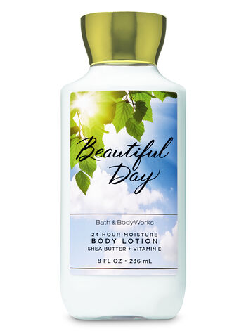 Beautiful Day Super Smooth Body Lotion - Bath And Body Works