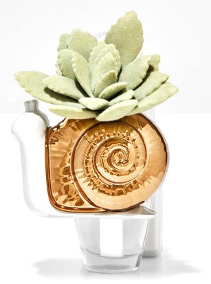 Snail Succulent Wallflowers Fragrance Plug
