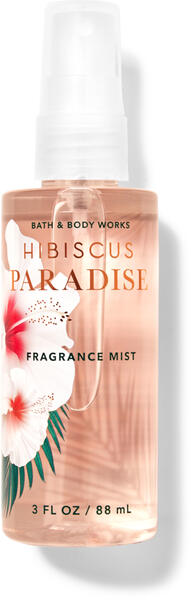 Hibiscus Paradise Travel Size Fine Fragrance Mist