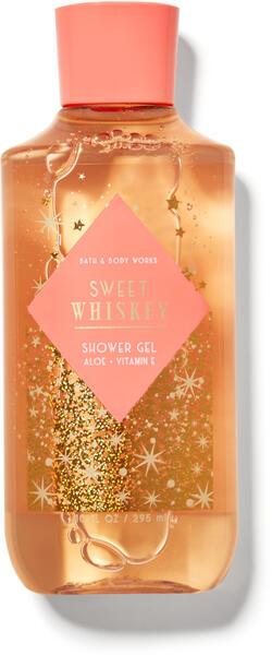 Sweet Whiskey Shower Gel