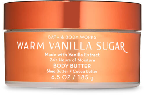 Warm Vanilla Sugar Body Butter