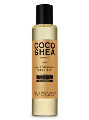 CocoShea Honey Moisturizing Body Oil