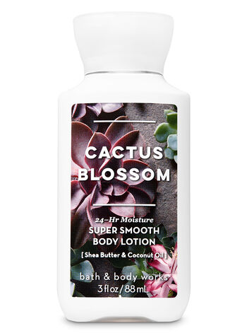 Signature Collection Cactus Blossom Travel Size Body Lotion - Bath And Body Works
