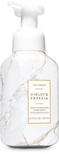 Violet & Freesia Gentle Foaming Hand Soap