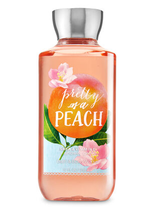 Pretty as a Peach Shower Gel