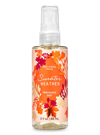 Sweater Weather Travel Size Fine Fragrance Mist