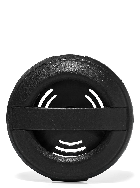 Black Matte Vent Clip Car Fragrance Holder