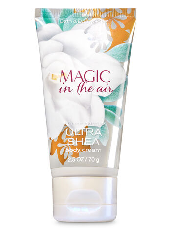Signature Collection Magic in the Air Travel Size Body Cream - Bath And Body Works