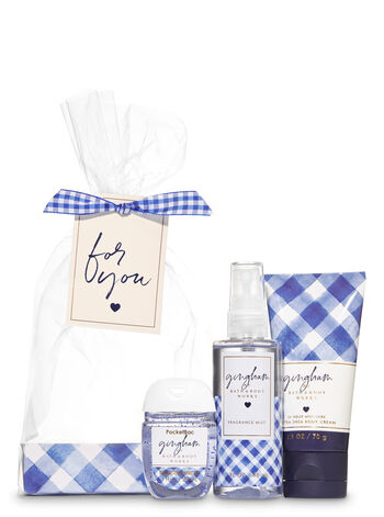 Gingham For You Mini Gift Set - Bath And Body Works