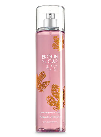 Signature Collection Brown Sugar & Fig Fine Fragrance Mist - Bath And Body Works