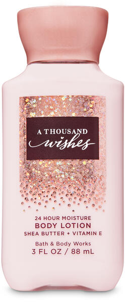 A Thousand Wishes Travel Size Body Lotion