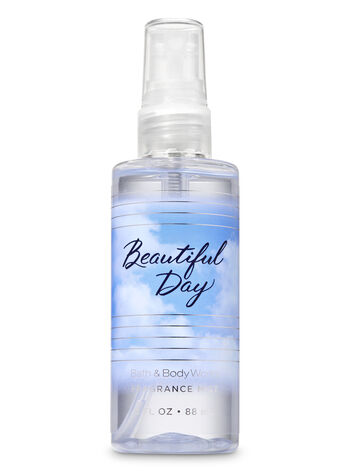 Beautiful Day Travel Size Fine Fragrance Mist - Bath And Body Works