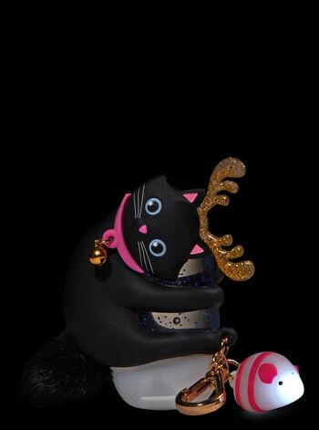 Black Cat Light-Up PocketBac Holder
