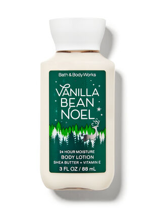 Vanilla Bean Noel Travel Size Body Lotion