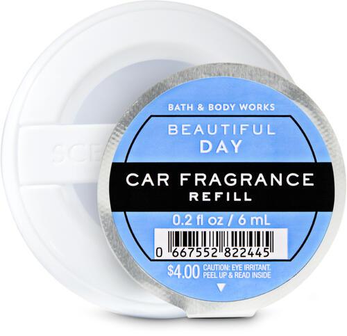Beautiful Day Car Fragrance Refill