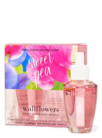 Sweet Pea Wallflowers Refills, 2-Pack