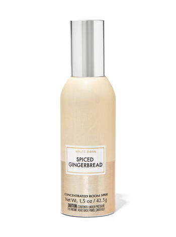 Spiced Gingerbread Concentrated Room Spray