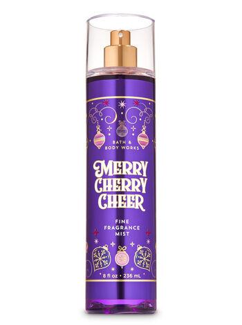 Merry Cherry Cheer Fine Fragrance Mist - Bath And Body Works