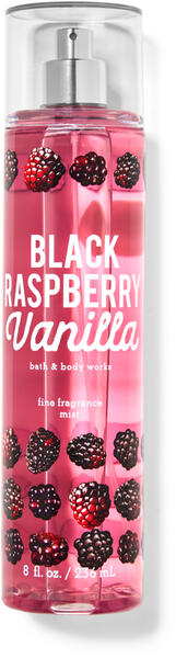 Black Raspberry Vanilla Fine Fragrance Mist