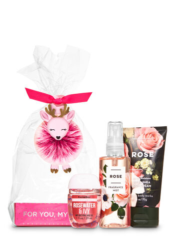 Rose For You, My Deer Mini Gift Set - Bath And Body Works