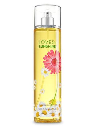 Love & Sunshine Fine Fragrance Mist